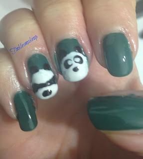 cute_panda_nail_art