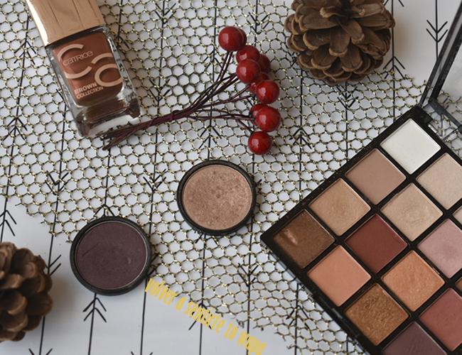 Favoritos de Maquillaje: Sombras my must haves de Essence y clon de la paleta Warm Neutrals de Nyx