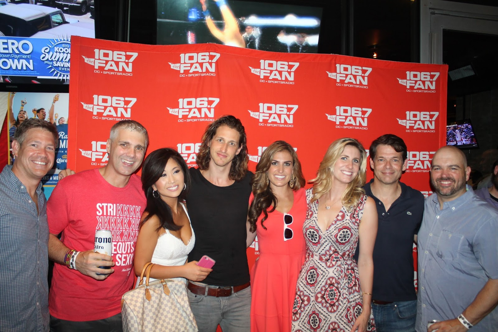 Sports junkies summer dress party