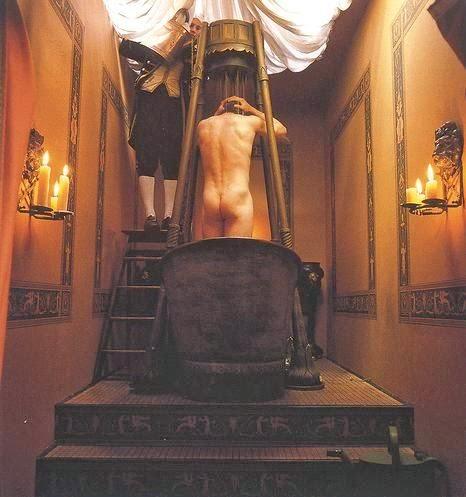 XIX wieczna łazienka historia prysznic