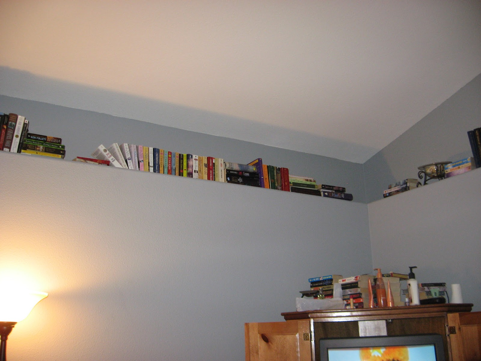 All About N Bookcase Of The Week
