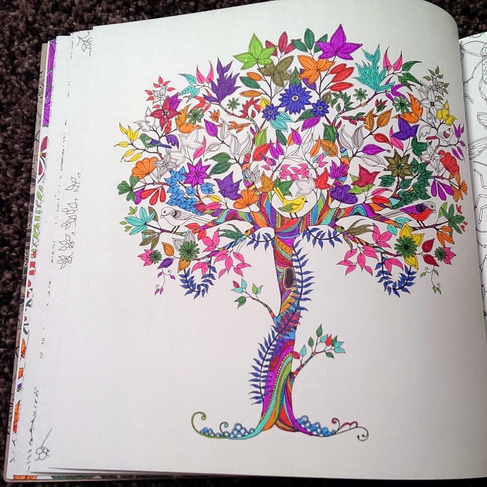 farvebog for voksne