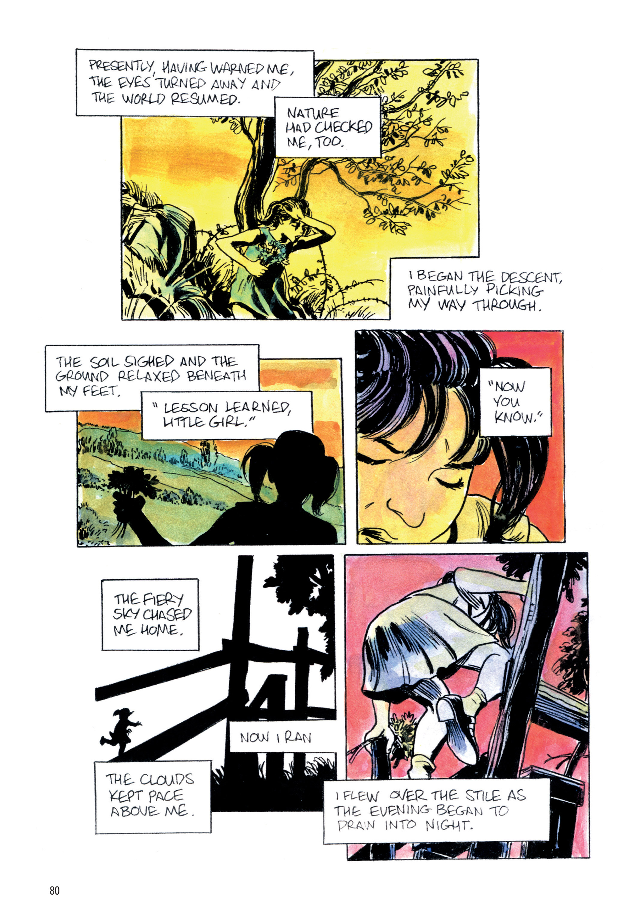 Read online The Late Child and Other Animals comic -  Issue #1 - 71