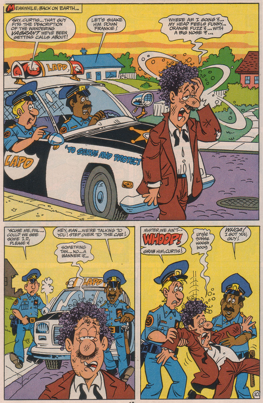 Read online ALF comic -  Issue #49 - 15