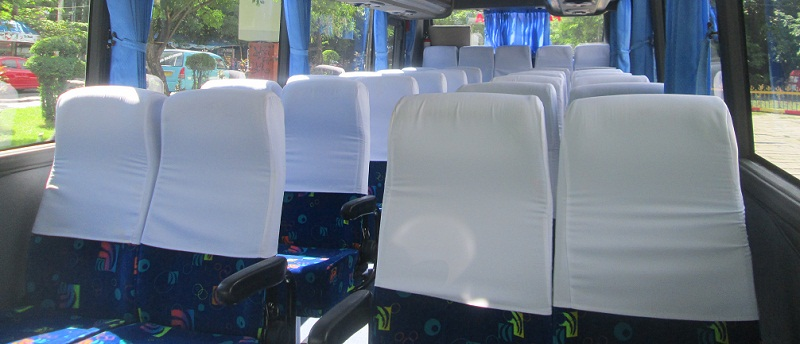 Bus Pariwisata Makassar