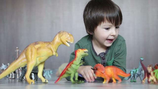 """""""Obsesionarse"""" con los dinosaurios potencia la inteligencia infantil"""