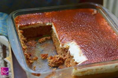 طريقة عمل الكيكة التركية بالحليب