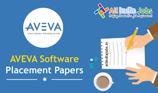 AVEVA Software Placement Papers