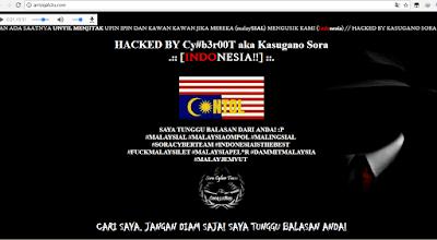 situs-malaysia-di-deface-hacker-indonesia