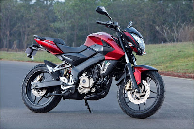 Bajaj Pulsar 200NS Images Pics And Photos Gallery Collection