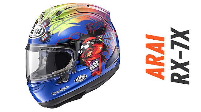 Review Helm Arai RX-7X Untuk Harian, Plus dan Minusnya