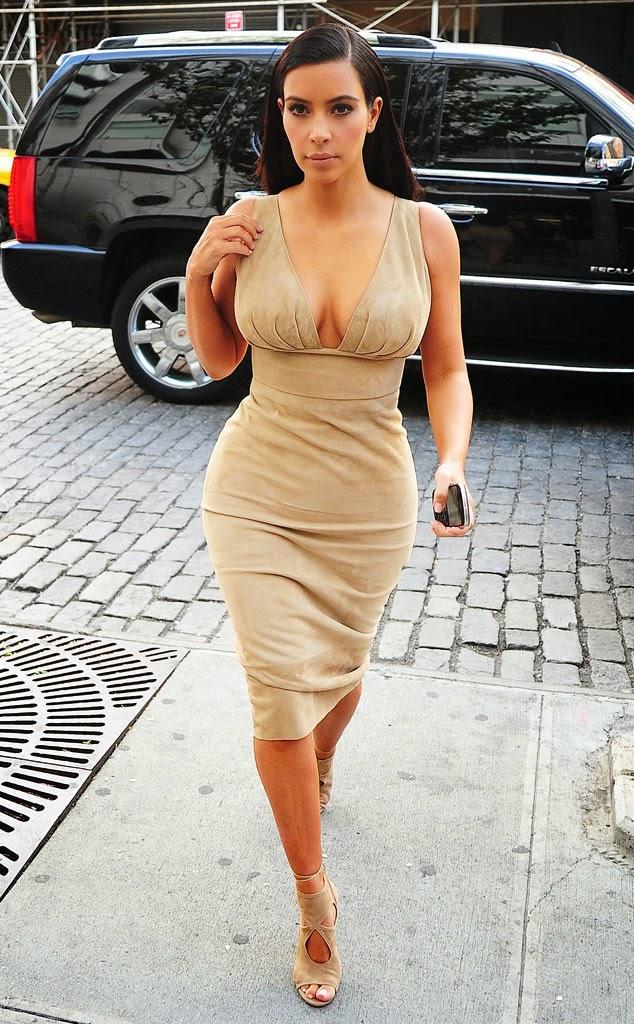 Kim Kardashian Roasted By North West For Talking