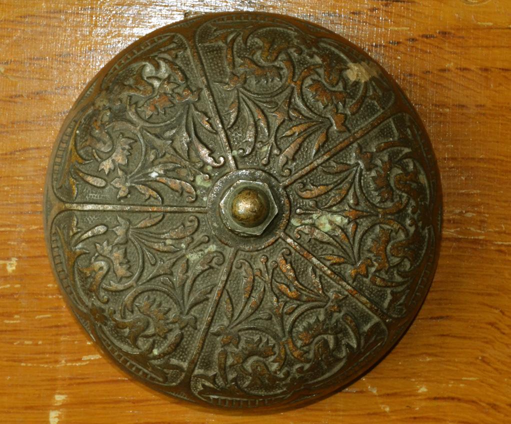 Victorian Antique Door Bell Ringer