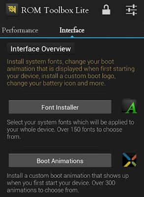 Nandroid Manager Root, Stickmount Pro, Rom Toolbox Lite, Aplikasi Terbaik untuk Android yang Sudah di Root