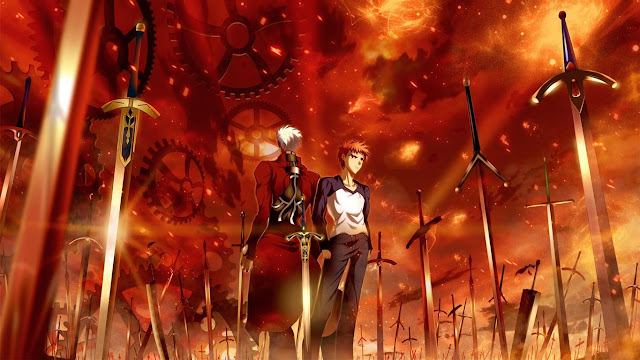 Fate/Stay Night Movie: Unlimited Blade Works BD Subtitle Indonesia