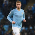 Kevin De Bruyne could miss Manchester City's vital clash with Liverpool