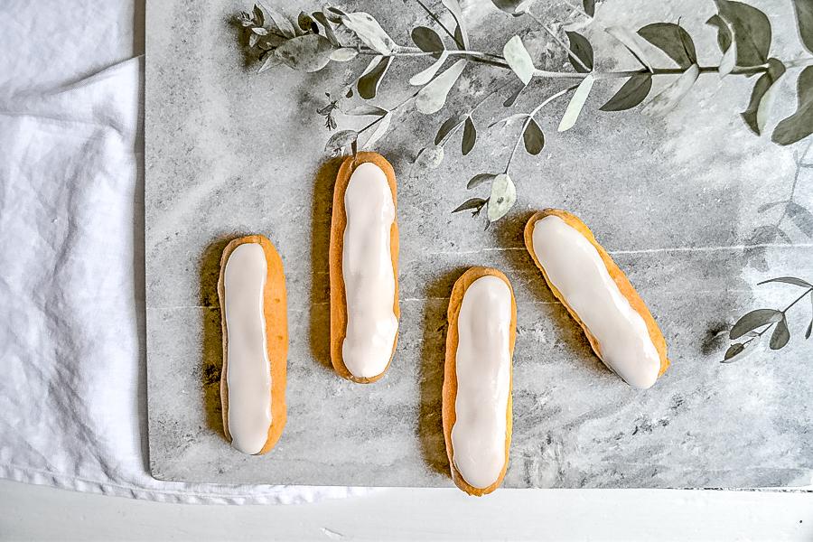 eclairs sans gluten recette blog sans gluten spoonencore