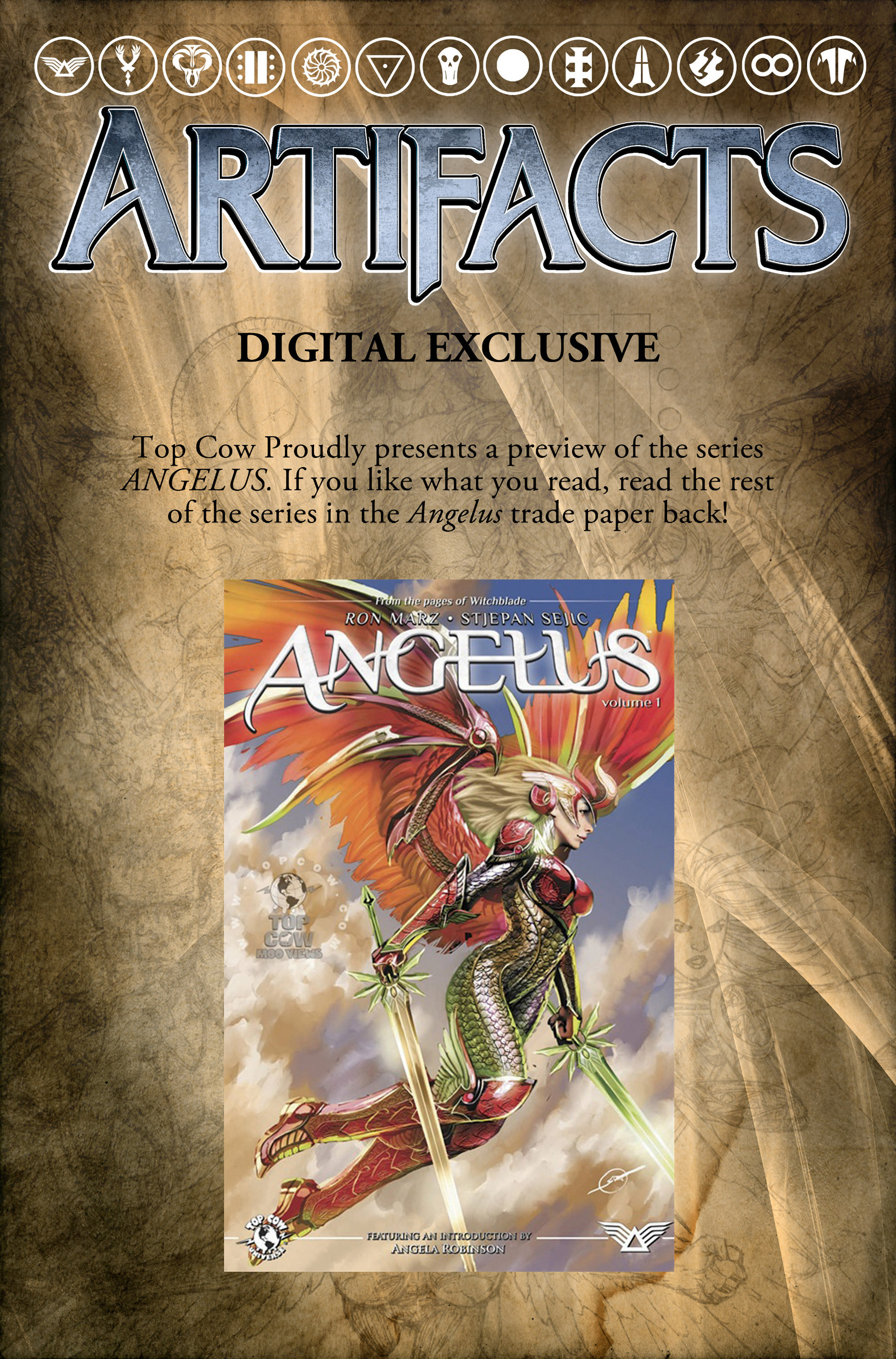 Read online Artifacts comic -  Issue #24 - 30