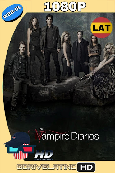 The Vampire Diaries Temporada 04 NF WEB-DL 1080p Latino-Ingles MKV