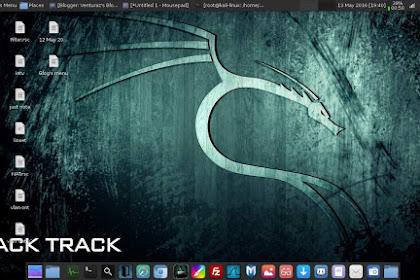 Cara Install Desktop Environment Xfce4 di Kali Linux 2.0