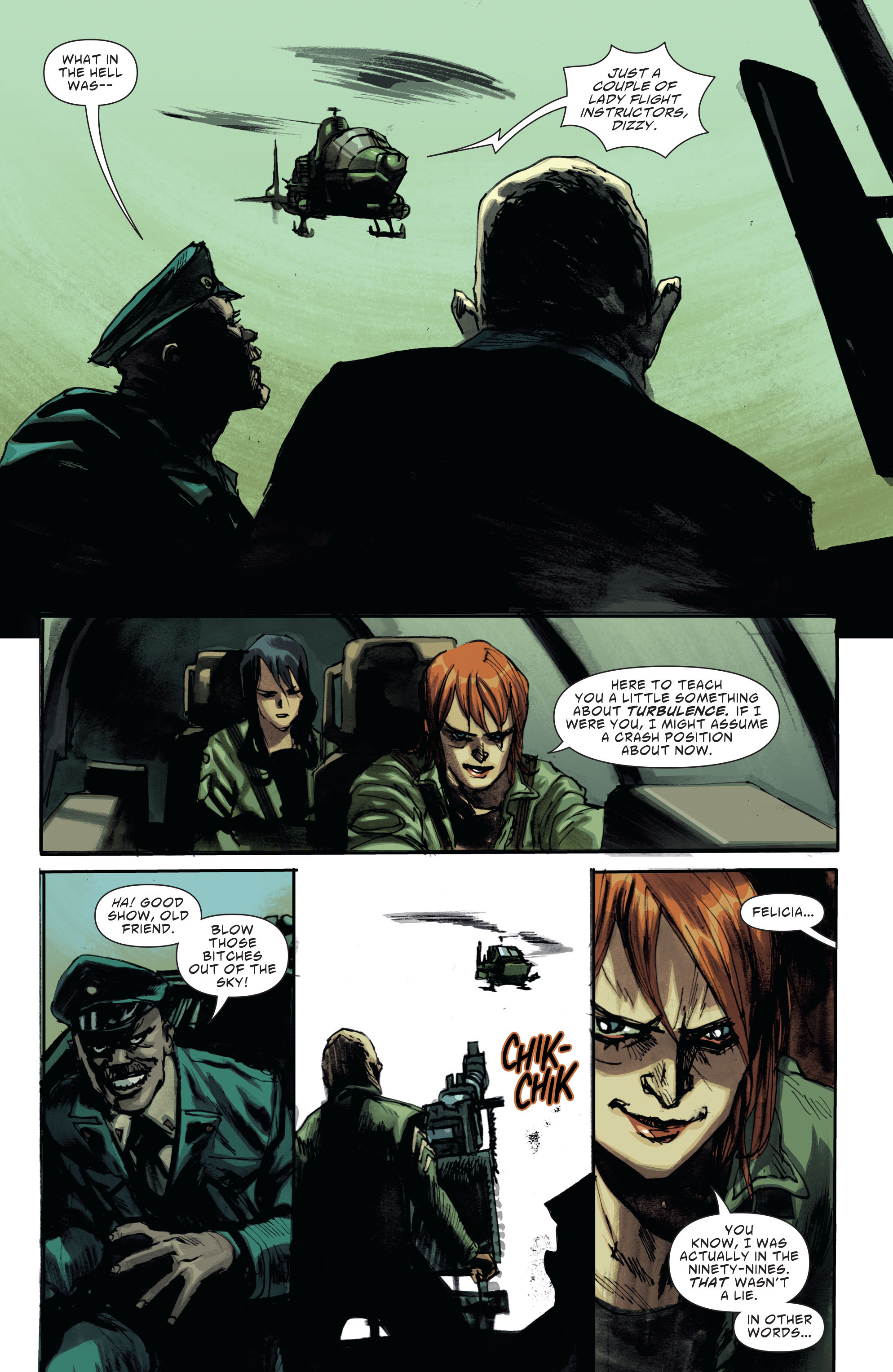 Read online American Vampire: Second Cycle comic -  Issue #10 - 17