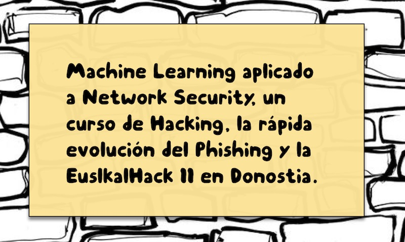 machine learning network security