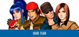 http://kofuniverse.blogspot.mx/2016/08/ikari-team-kof-99.html