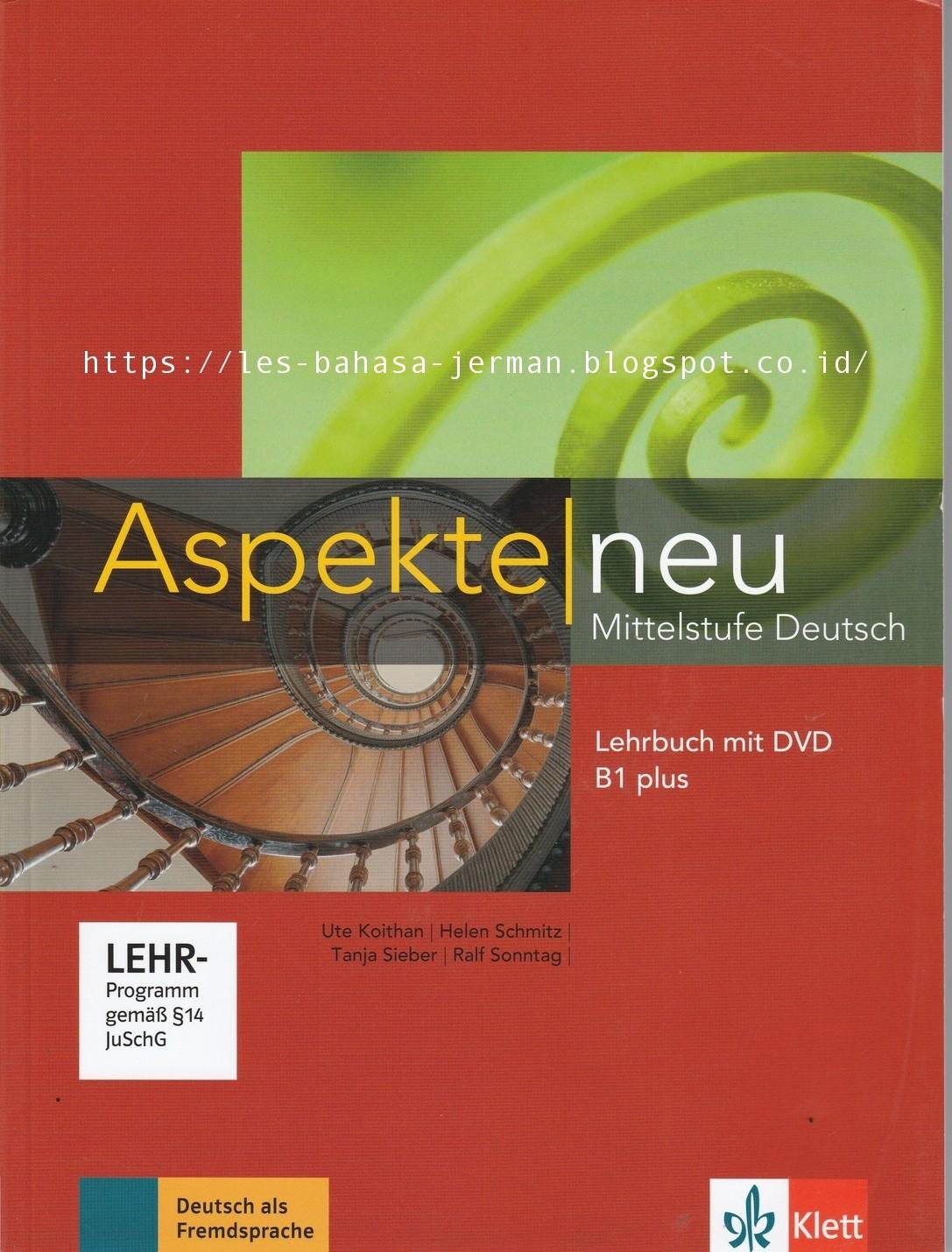 Belajar Bahasa Jerman