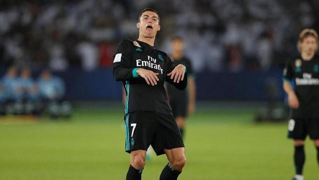 Neymar meminta Florentino Perez menjual Cristiano Ronaldo di tahun 2019