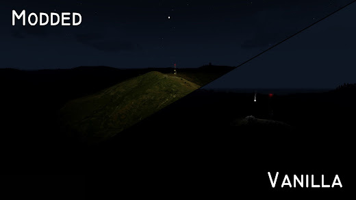 Arma3で照明弾を明るくMOD