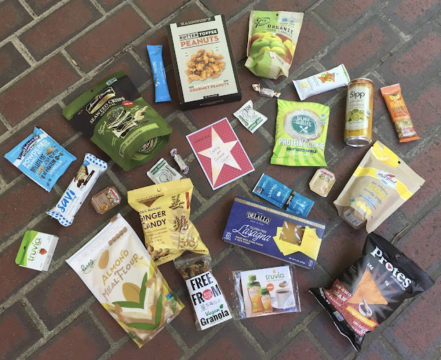 Gluten Free Goodie Box Giveaway + 5 Ways Blogging Has Made My Life 1000% More Awesome