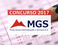 Concurso MGS 2017