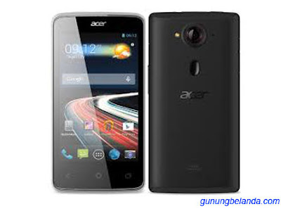 Cara Flashing Acer Liquid Z4 Z160 Single dan Dual SIM
