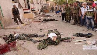 3 Tentara Syiah Nushairiyah Tewas di Aleppo dalam Ledakan Bom yang Ditanam di Mesin Cuci