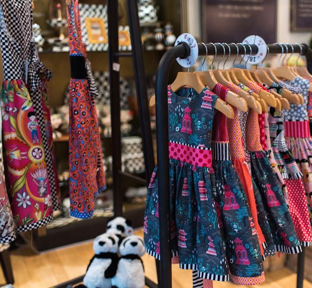 Clothing for spirited girls