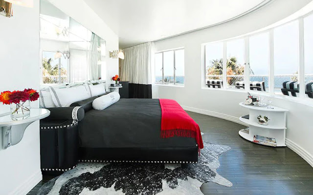 Boasting one of the best locations in downtown Santa Monica, boutique Hotel Shangri-La is near the Santa Monica Pier, the beach and much more.