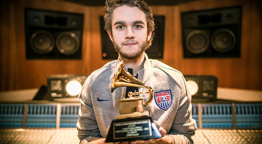 "Zedd perde o Grammy de ""Best Pop Duo/Group Performance"""