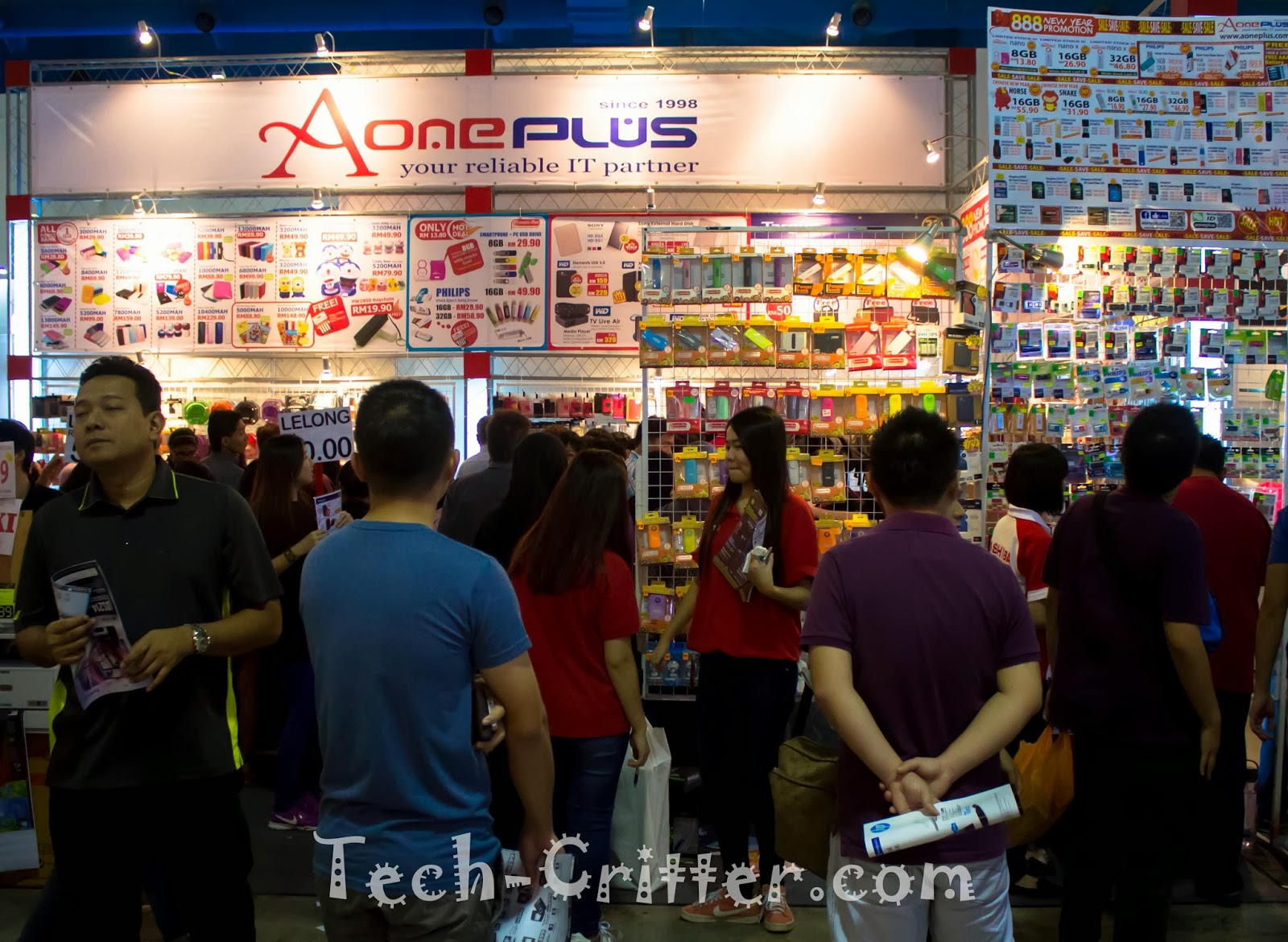 Coverage of the Malaysia IT Fair @ Mid Valley (17 - 19 Jan 2014) 268
