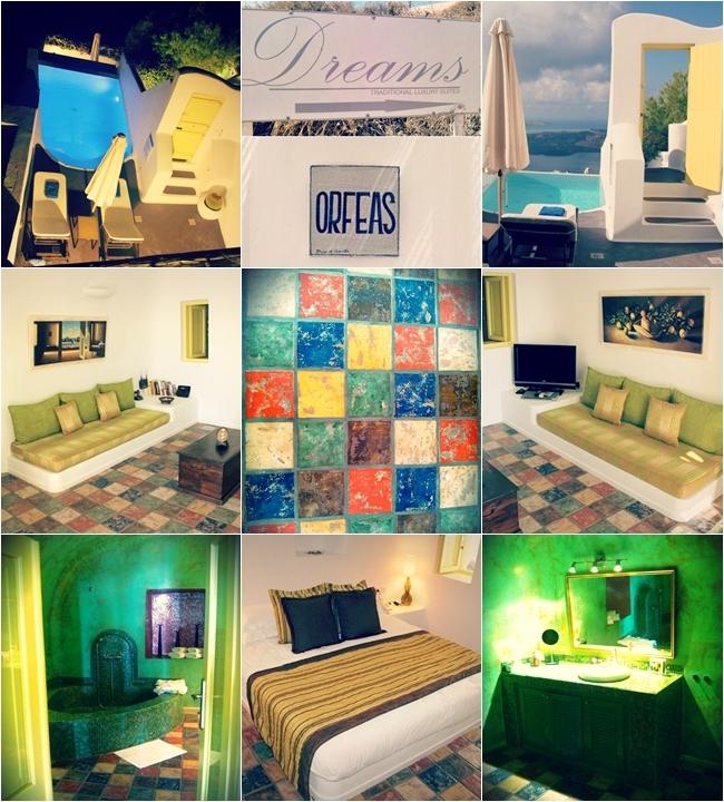 Dreams Luxury Suites Imerovigli Santorini island Greece