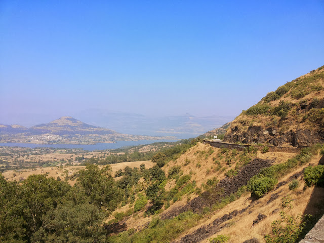 Ghat on the way to Malshej Ghat