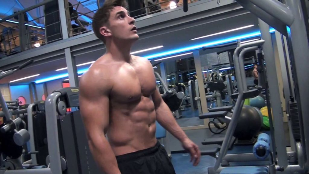 Workout Inspiration Net Ryan Terry All About Abs