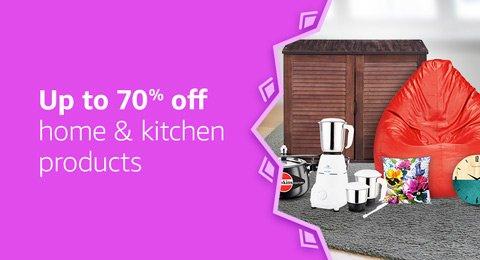 Amazon Deals on Home & Kitchen Appliances