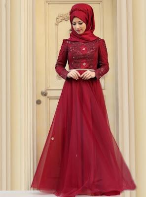 Gaun Pesta Muslim7