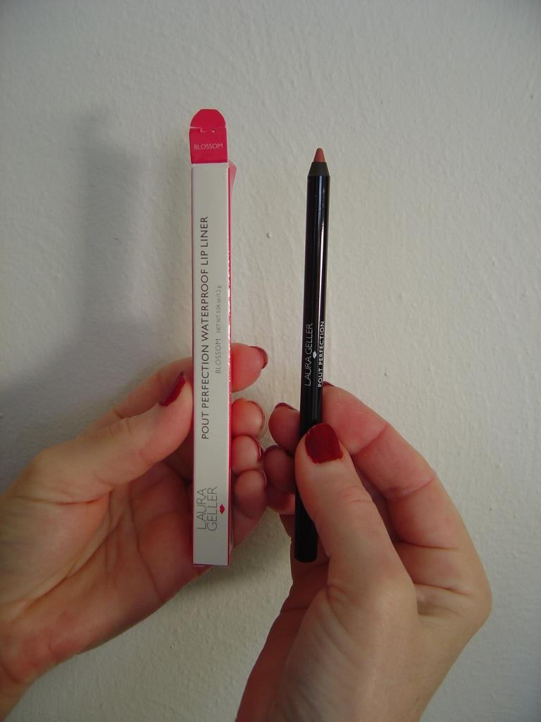 Laura Geller Pout Perfection Waterproof Blossom Lip Liner