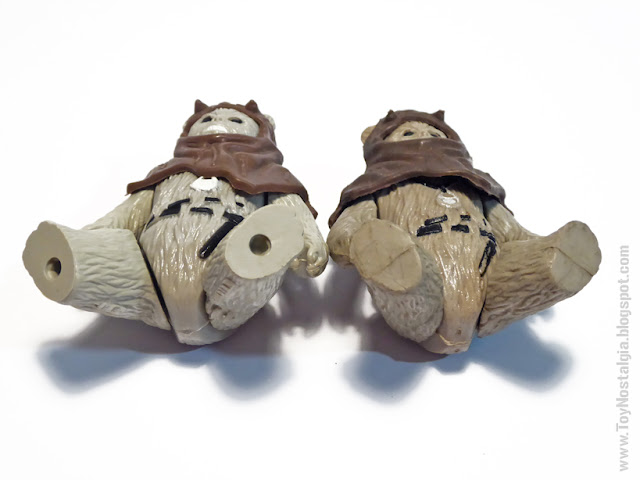Osito Ewok TOP TOYS - El Regreso del Jedi - Argentina