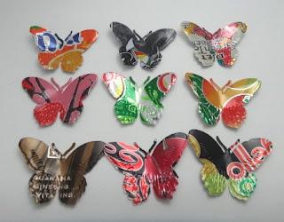 mariposas-latas-recicladas