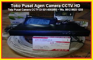 Toko Jual Salah Satu Camera CCTV HD Full Infrared Bandung