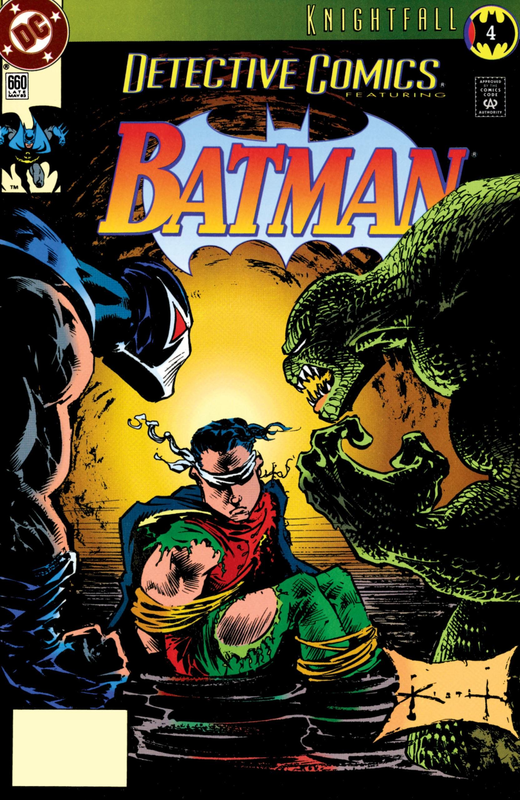 Detective Comics (1937) 660 Page 1