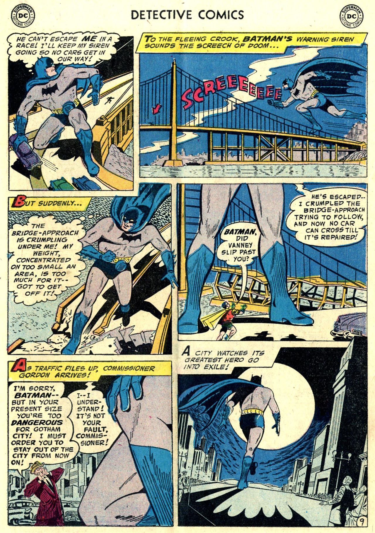 Read online Detective Comics (1937) comic -  Issue #243 - 11