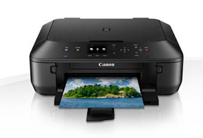 Canon Pixma MG5500 Driver Download